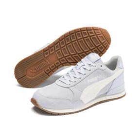 Miniatura 2 de Zapatos deportivos ST Runner v2 Suede para JR, Heather-Whisper White, mediano