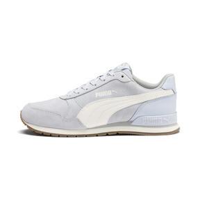 Miniatura 1 de Zapatos deportivos ST Runner v2 Suede para JR, Heather-Whisper White, mediano