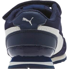 Thumbnail 4 of ST Runner v2 SD V Little Kids' Shoes, Peacoat-Whisper White, medium