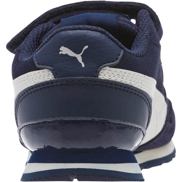 ST Runner v2 SD V Little Kids' Shoes, Peacoat-Whisper White, large