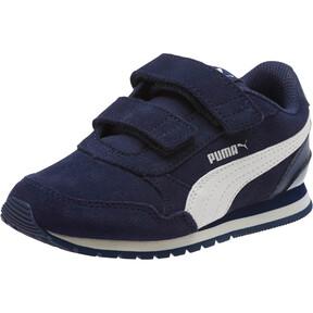 Thumbnail 1 of ST Runner v2 SD V Little Kids' Shoes, Peacoat-Whisper White, medium