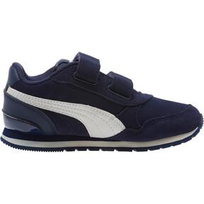 Thumbnail 3 of ST Runner v2 SD V Little Kids' Shoes, Peacoat-Whisper White, medium