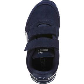 Thumbnail 5 of ST Runner v2 SD V Little Kids' Shoes, Peacoat-Whisper White, medium