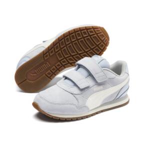 Miniatura 2 de Zapatos ST Runner v2 SD V para niños pequeños, Heather-Whisper White, mediano