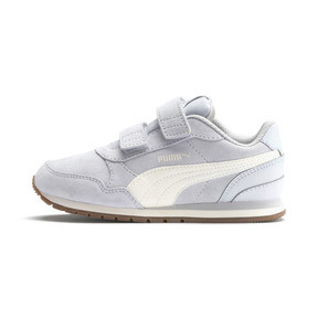 Miniatura 1 de Zapatos ST Runner v2 SD V para niños pequeños, Heather-Whisper White, mediano