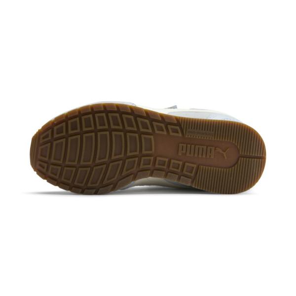 Zapatos ST Runner v2 SD V para niños pequeños, Heather-Whisper White, grande