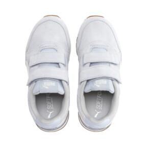 Miniatura 6 de Zapatos ST Runner v2 SD V para niños pequeños, Heather-Whisper White, mediano