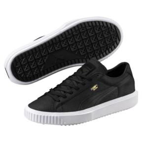 Thumbnail 2 of Suede Breaker Sneakers, 01, medium