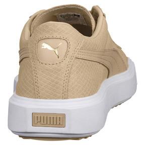 Thumbnail 4 of Suede Breaker Sneakers, Pebble, medium