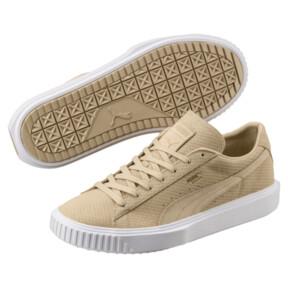 Thumbnail 2 of Suede Breaker Sneakers, Pebble, medium