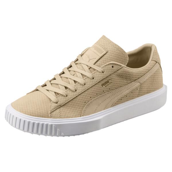 Suede Breaker Sneakers