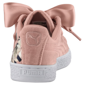 Thumbnail 4 of Basket Heart Hyper Women's Sneakers, Peach Beige, medium