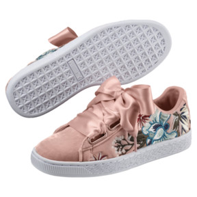 Thumbnail 2 of Basket Heart Hyper Women's Sneakers, Peach Beige, medium