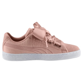 Thumbnail 3 of Basket Heart Hyper Women's Sneakers, Peach Beige, medium