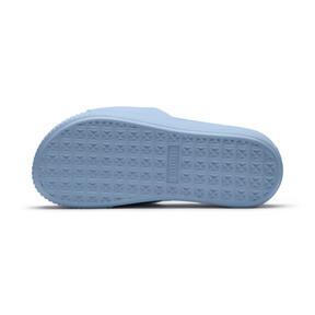 Thumbnail 3 of Platform Slide Women's Sandals, CERULEAN-Peacoat, medium