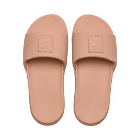 Thumbnail 6 of Platform Slide Women's Sandals, Dusty Coral-Puma Black, medium