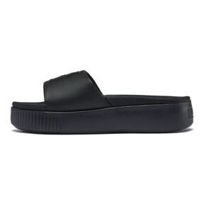 Miniatura 1 de Sandalias con plataforma Slide para mujer, Puma Black-Puma Black, mediano