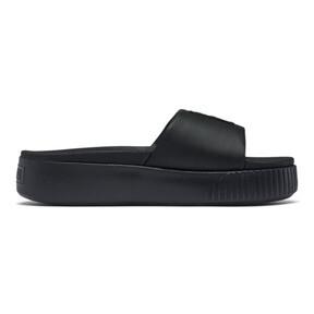 Miniatura 5 de Sandalias con plataforma Slide para mujer, Puma Black-Puma Black, mediano