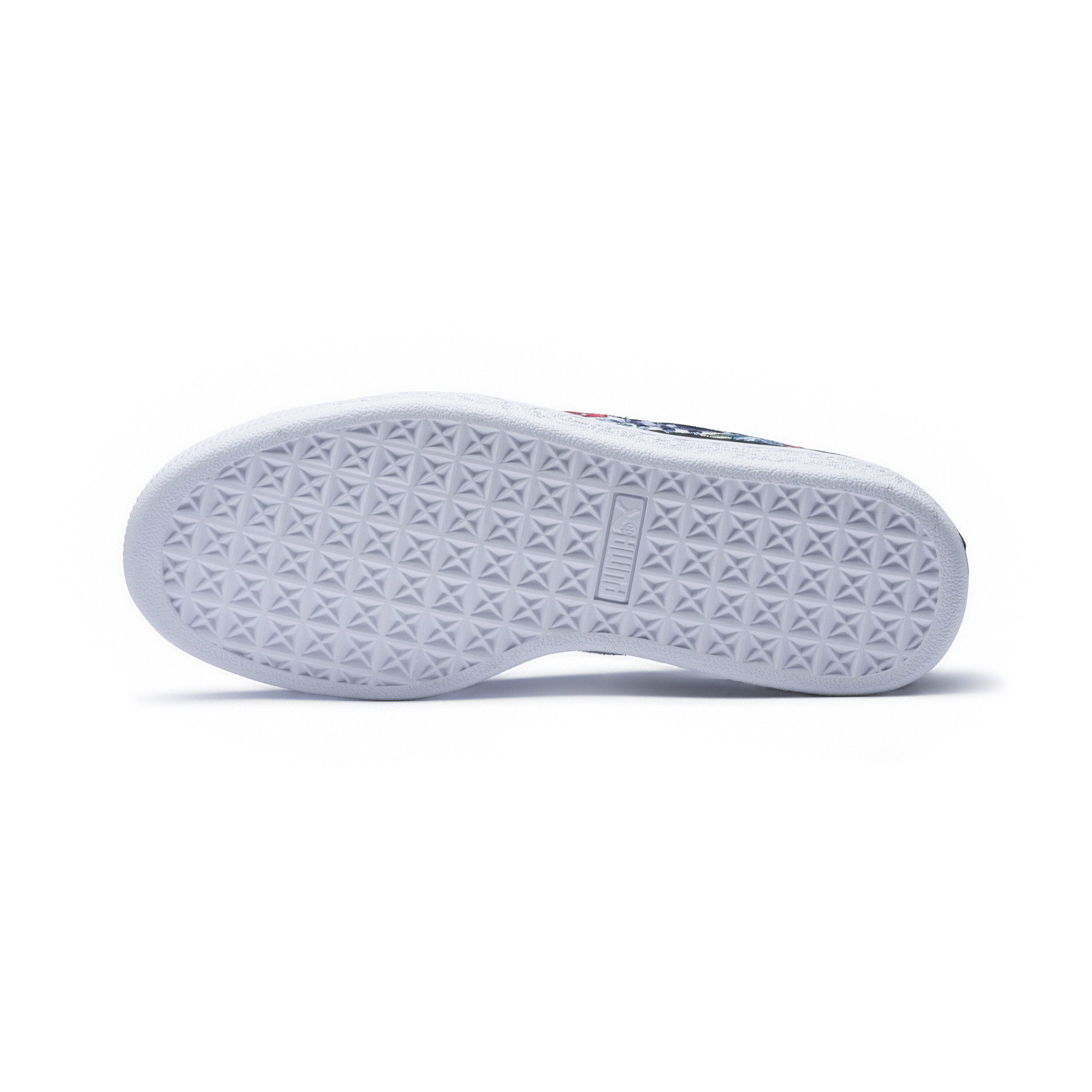 Image Puma Women's Suede Hyper Embelished  Sneakers #3