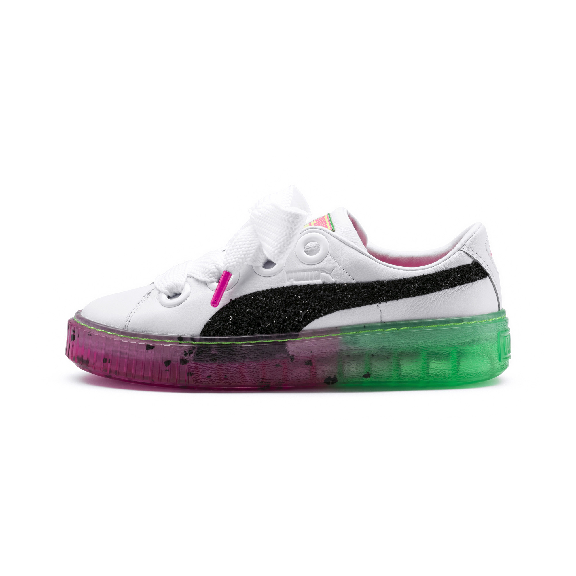 Image Puma PUMA x SOPHIA WEBSTER Women's Platform Candy Princess Sneakers #1