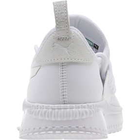 Thumbnail 4 of TSUGI Apex JR Sneakers, Puma White-Puma White, medium