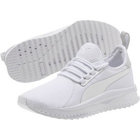 Thumbnail 2 of TSUGI Apex JR Sneakers, Puma White-Puma White, medium