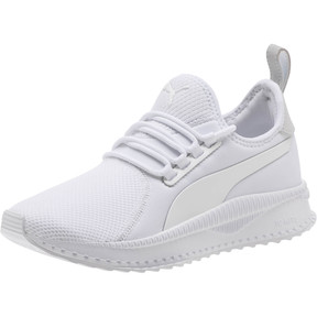 Thumbnail 1 of TSUGI Apex JR Sneakers, Puma White-Puma White, medium