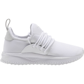 Thumbnail 3 of TSUGI Apex JR Sneakers, Puma White-Puma White, medium