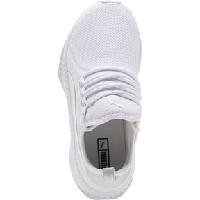 Thumbnail 5 of TSUGI Apex JR Sneakers, Puma White-Puma White, medium
