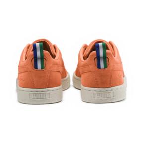 Thumbnail 4 of PUMA x BIG SEAN Suede Sneakers, Melon-Melon, medium