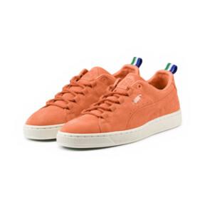 Thumbnail 2 of PUMA x BIG SEAN Suede Sneakers, Melon-Melon, medium