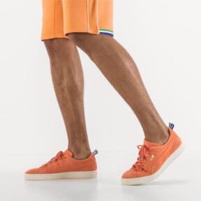 Thumbnail 7 of PUMA x BIG SEAN Suede Sneakers, Melon-Melon, medium