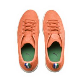Thumbnail 5 of PUMA x BIG SEAN Suede Sneakers, Melon-Melon, medium