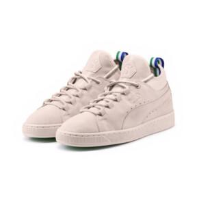 Thumbnail 2 of PUMA x BIG SEAN Suede Mid Sneakers, Shell-Shell, medium