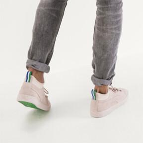 Thumbnail 8 of PUMA x BIG SEAN Suede Mid Sneakers, Shell-Shell, medium