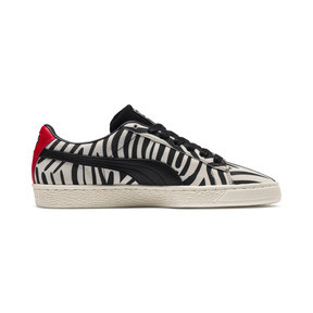 Thumbnail 5 of PUMA x Paul Stanley Suede Men's Sneakers, Puma White-Puma Black, medium