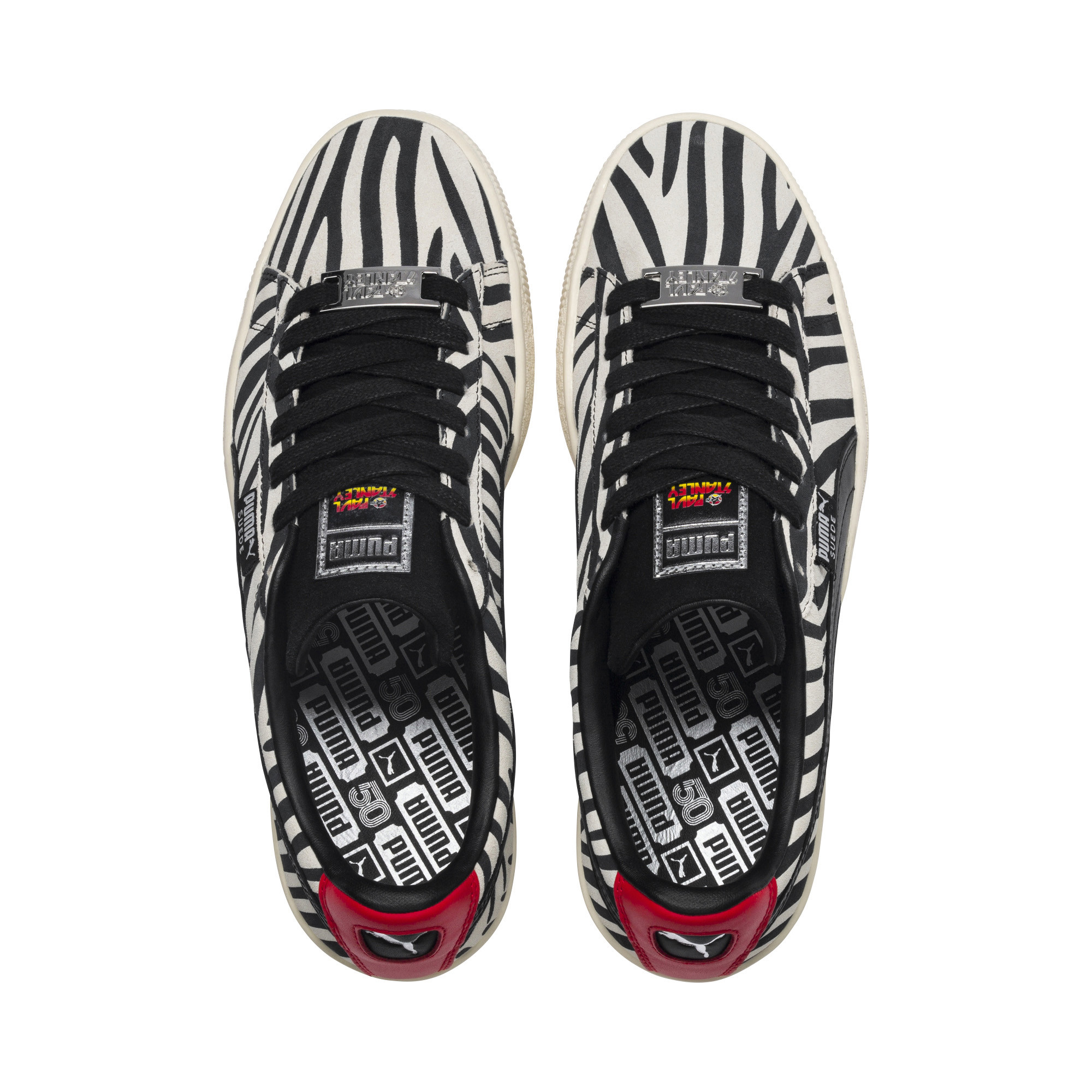 brand new 9f296 fe590 Details about PUMA PUMA x Paul Stanley Suede Men's Sneakers Men Shoe