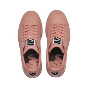 Thumbnail 5 of PUMA x MAC ONE Crème De Nude Women's Suede, Muted Clay-Muted Clay, medium