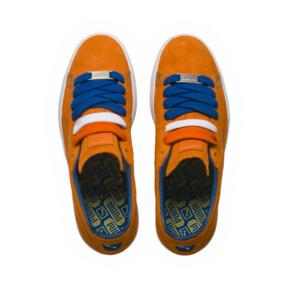 Thumbnail 5 of Suede Classic NYC Trainers, Vibrant Orange, medium