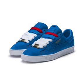 Thumbnail 2 van Suede Classic PARIS sportschoenen, Electric Blue Lemonade, medium