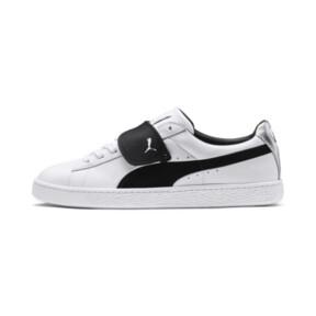 Thumbnail 1 of PUMA x KARL LAGERFELD Suede Classic Sneakers, Puma White-Puma Black, medium