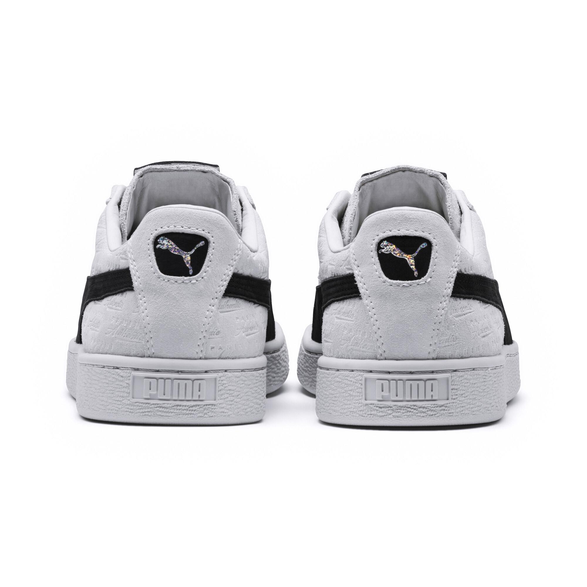 2c16310615e PUMA x PANINI Suede Classic Sneakers | 20 - White | Puma