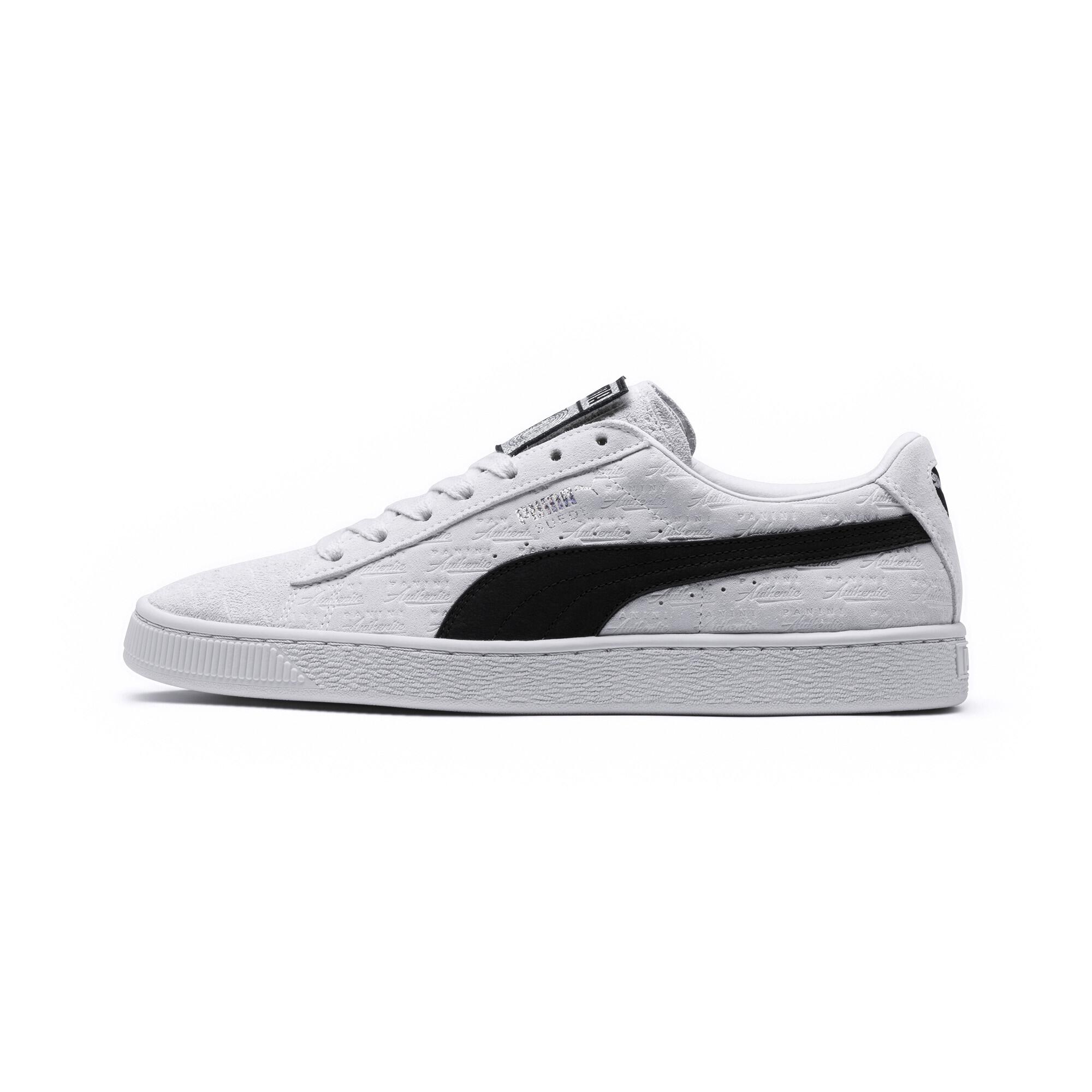 Image Puma PUMA x PANINI Suede Classic Sneakers #1