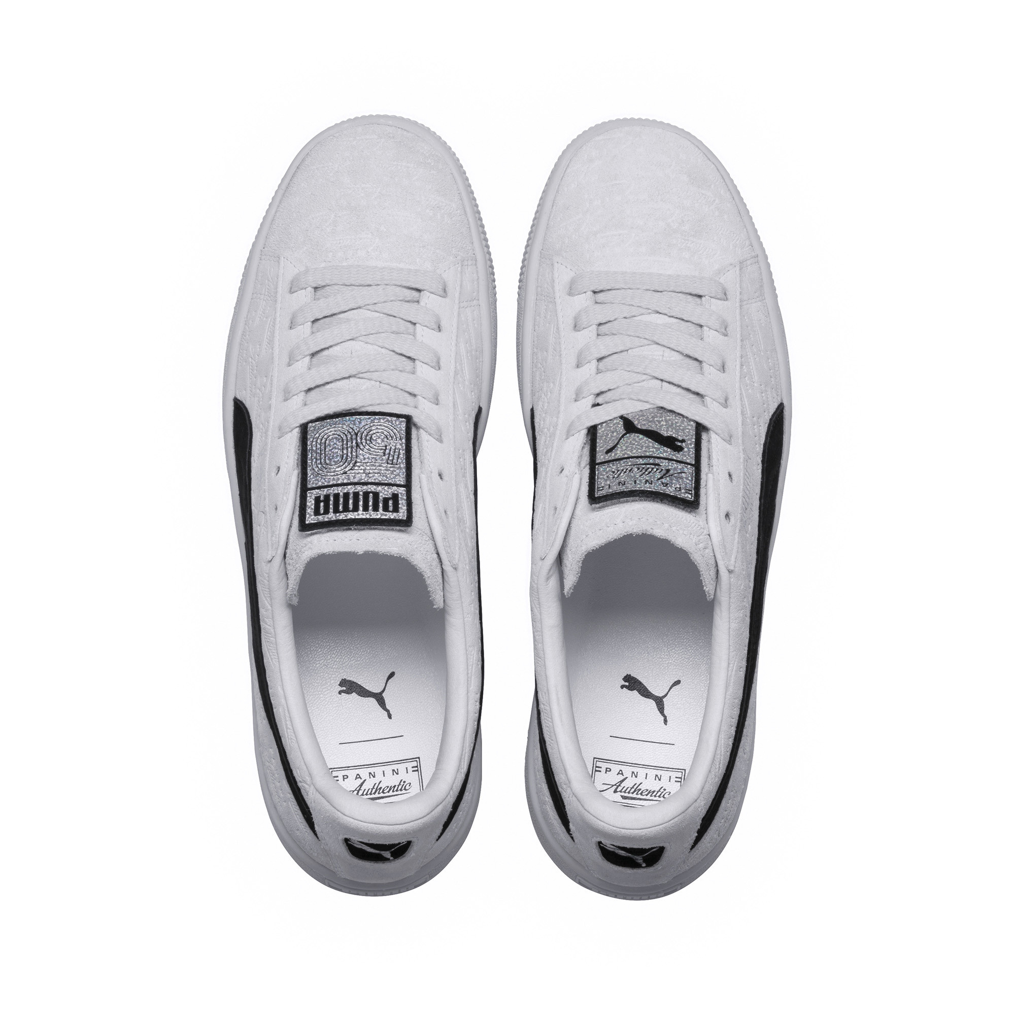 Image Puma PUMA x PANINI Suede Classic Sneakers #8