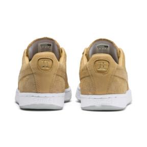 Thumbnail 4 of PUMA x CHAPTER II Suede Classic Sneakers, Taffy-Taffy, medium