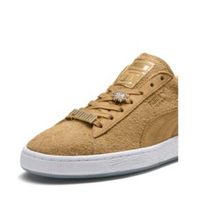 Thumbnail 7 of PUMA x CHAPTER II Suede Classic Sneakers, Taffy-Taffy, medium