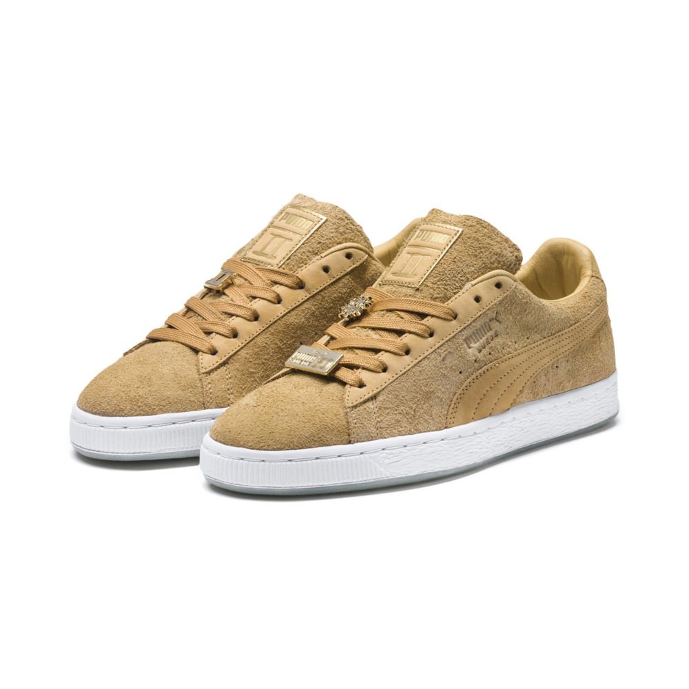 Image Puma PUMA x CHAPTER II Suede Classic Sneakers #2