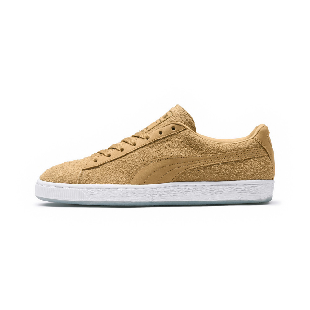 Image Puma PUMA x CHAPTER II Suede Classic Sneakers #1
