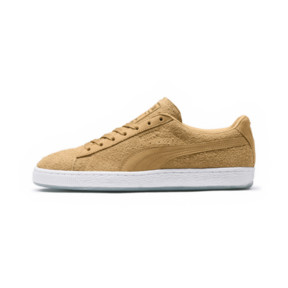 Thumbnail 1 of PUMA x CHAPTER II Suede Classic Sneakers, Taffy-Taffy, medium