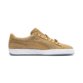 Thumbnail 5 of PUMA x CHAPTER II Suede Classic Sneakers, Taffy-Taffy, medium